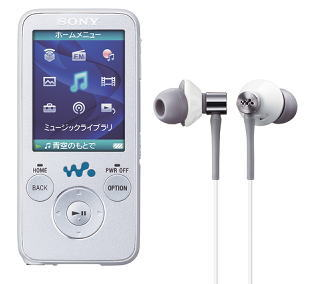 SONY「NW-S636F」